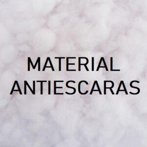 PRODUCTOS ANTIESCARAS